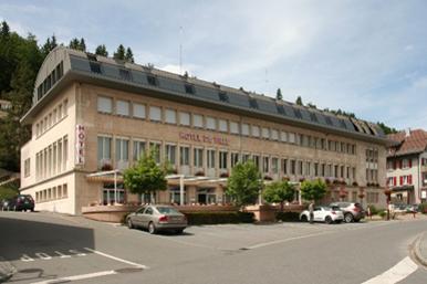 Surélévation Hôtel de Ville du Chenit