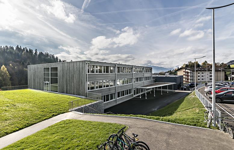 Collège Le Suchet