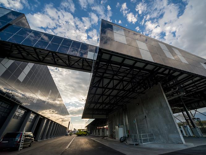 Station de Dégivrage - Aéroport de Genève