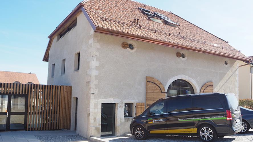 Succursale Batineg Vaud