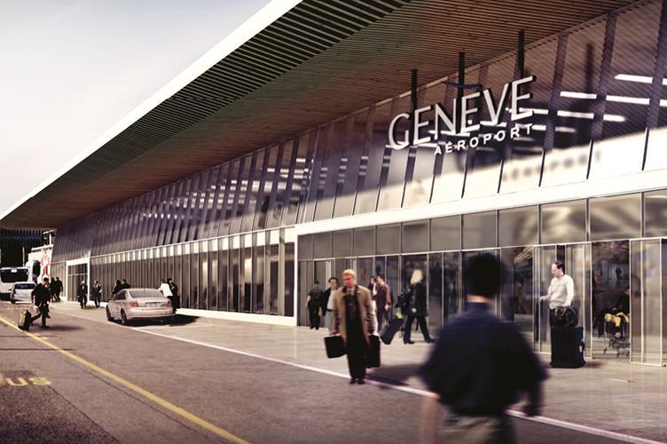 Hall Check-In - Aéroport de Genève