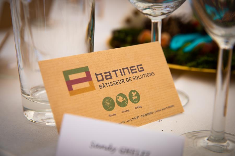 Inauguration du siège du Groupe Batineg