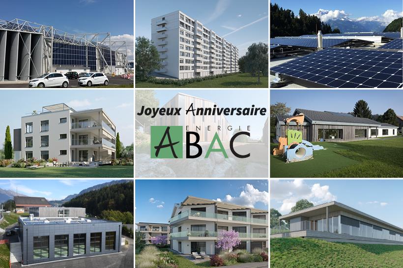 ABAC-Energie fête sa cinquième bougie !