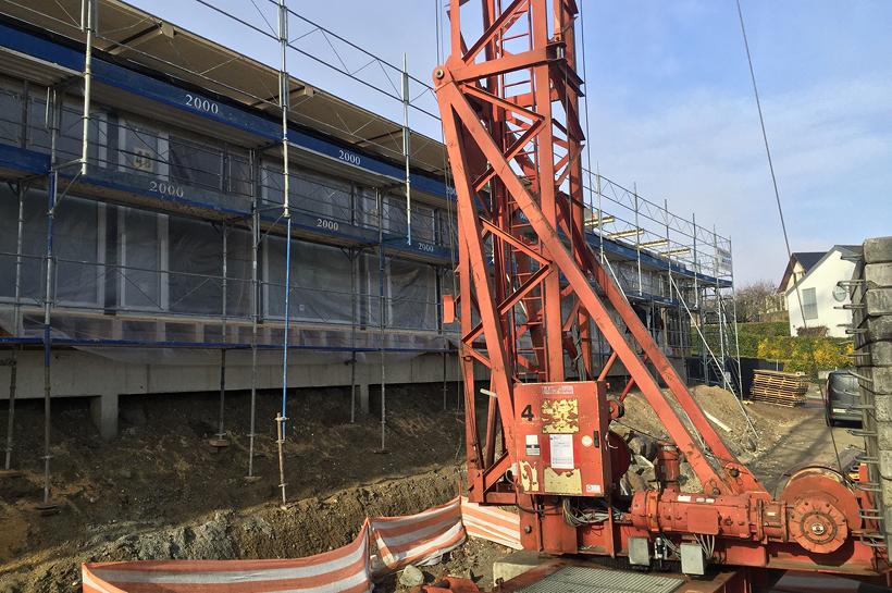 Plus que 4 mois de chantier pour le nouvel APEMS d'Ecublens