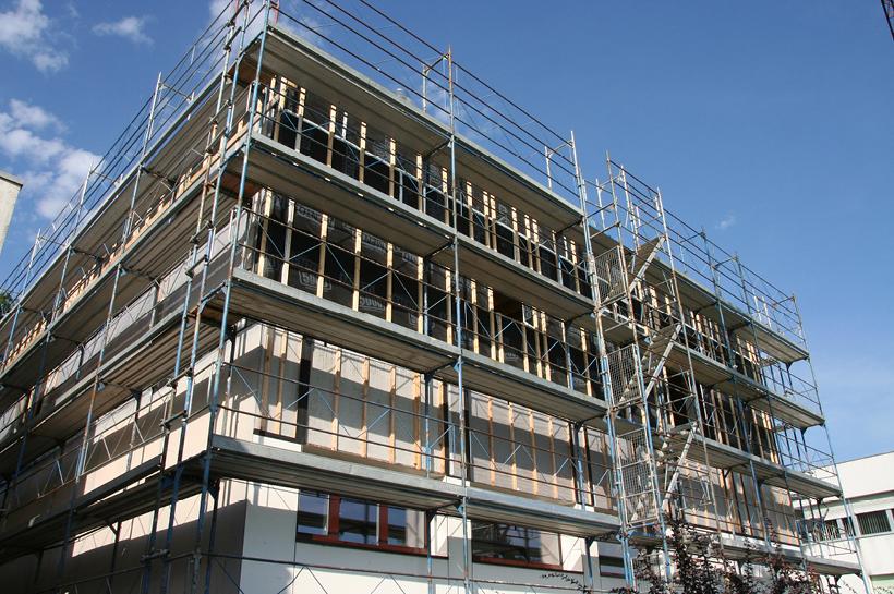 Extension et surélévation du Collège Necker à Coppet