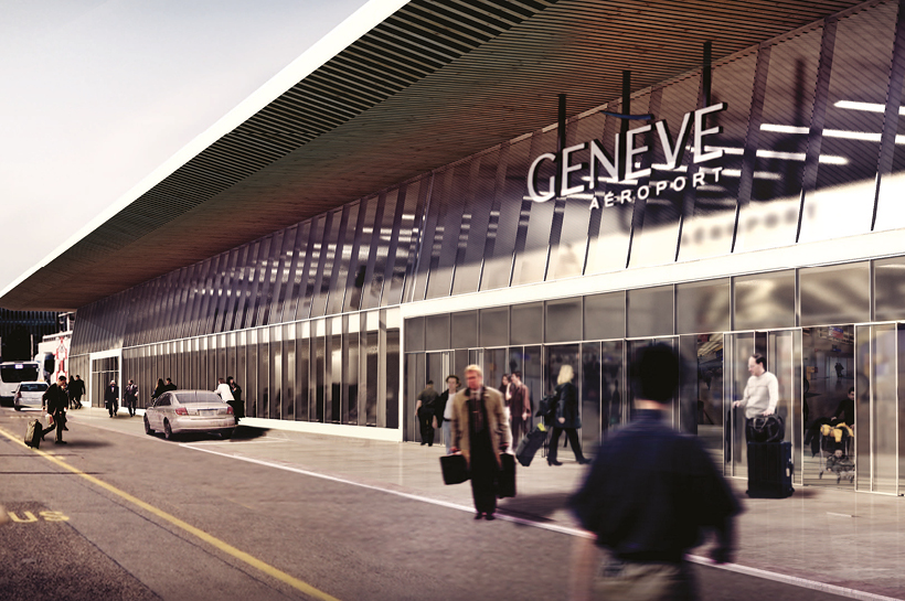 Genève Aéroport confie la transformation du Hall Check-in à l'entreprise générale Batineg