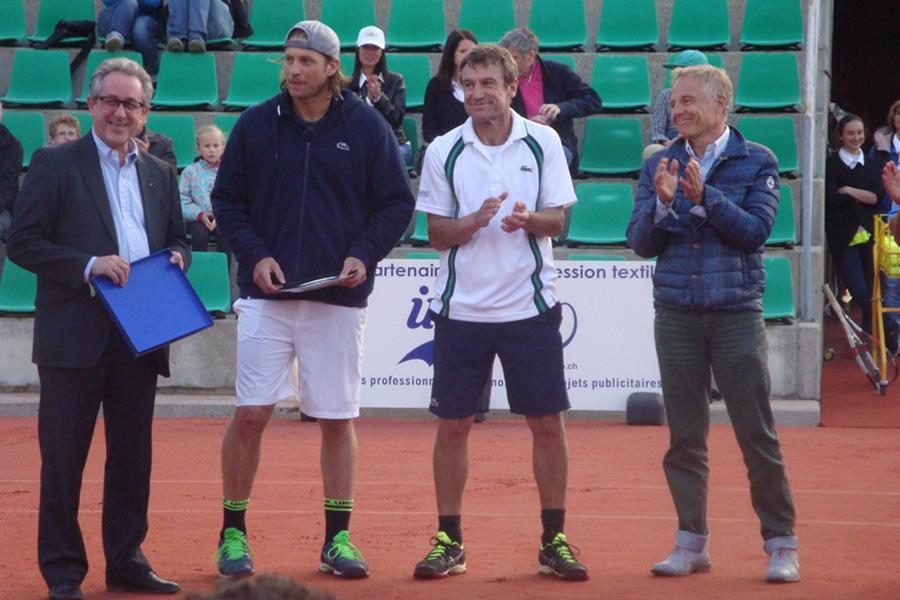 Jeu, Set et Match avec Mats Wilander au JoTo Tennis !
