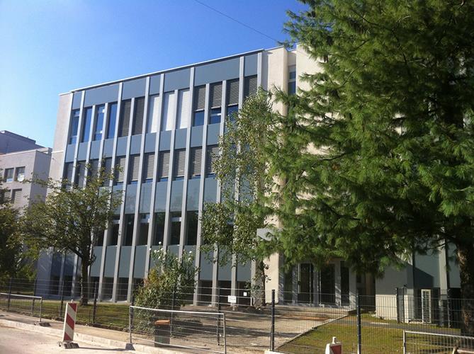 Surélévation - Institut Florimont