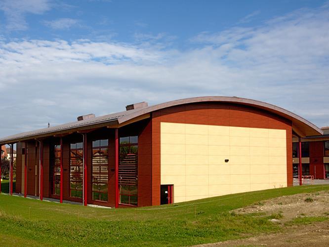 Salle de Gym Collège de Court-Champ