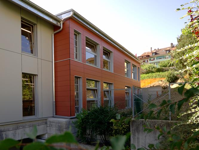Collège Les Guebettes